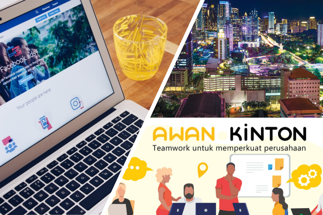 Awan Kinton: how to promote your corporate vision using digital marketing in Indonesia?